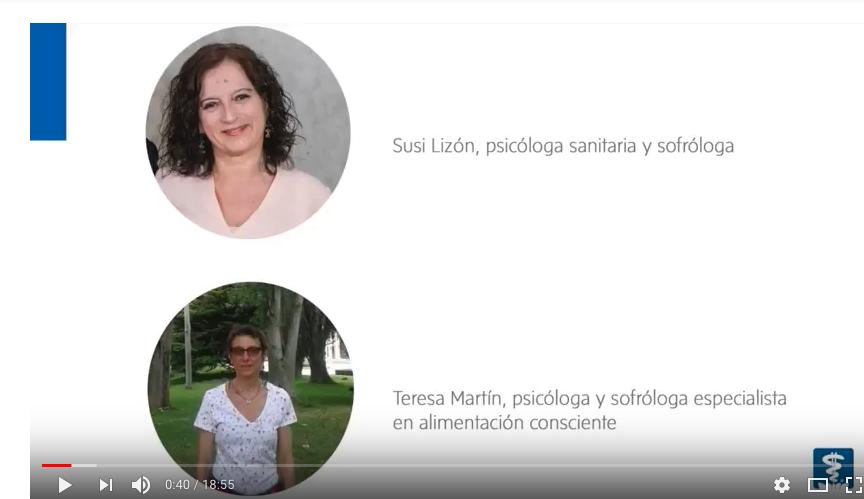 Entrevista a Teresa Martín: alimentación consciente y sofrología
