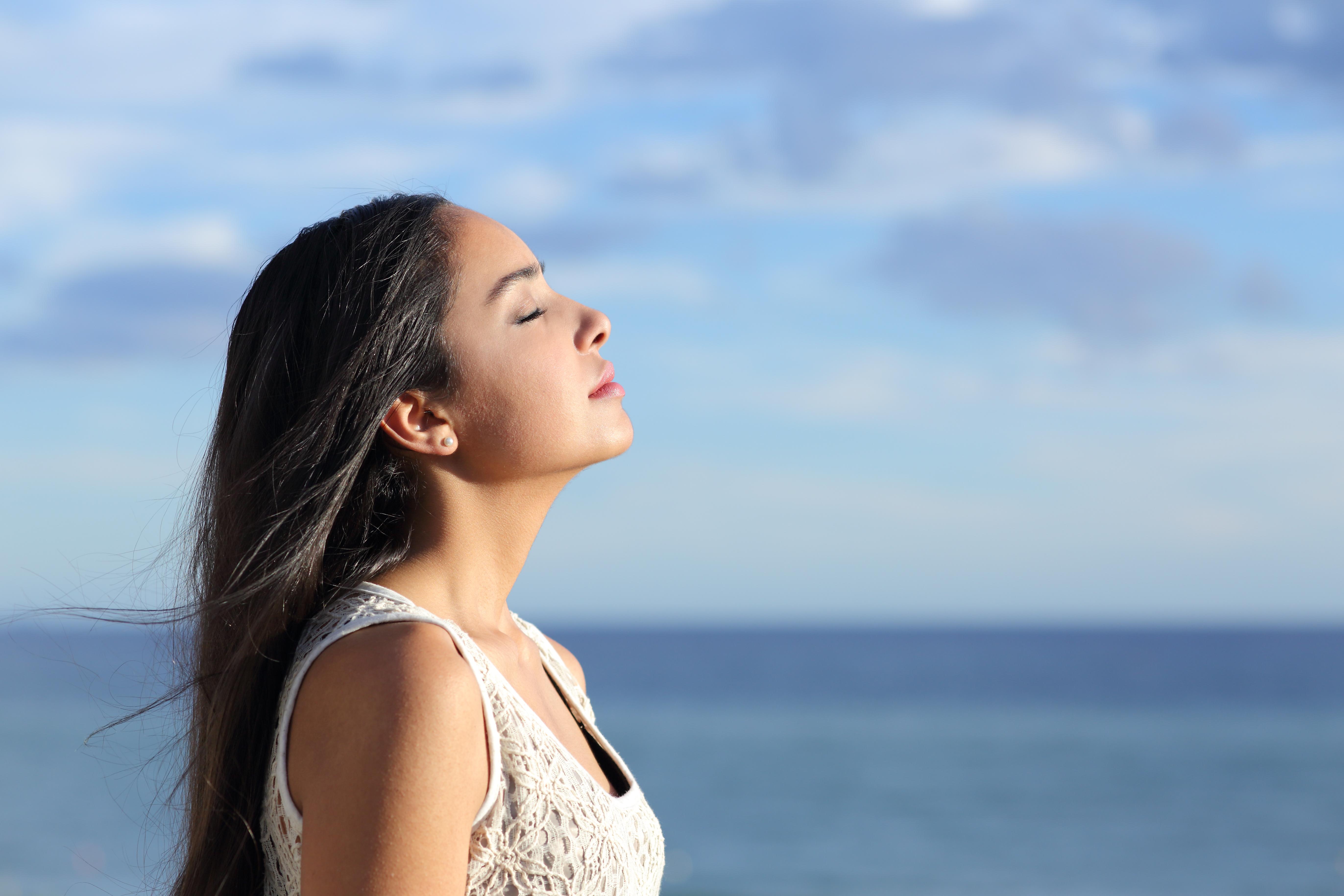 relajación y respiración